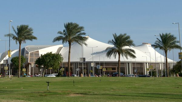 Международный аэропорт в Шарм-эш-Шейх. Архивное фото