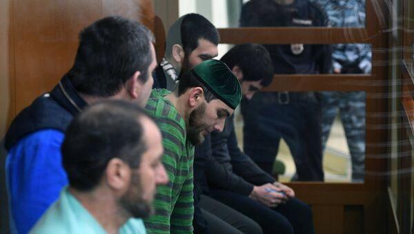 Заседание суда по делу об убийстве Бориса Немцова. Архивное фото