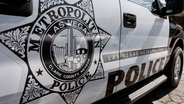 Автомобиль полиции Лас-Вегаса. Архивное фото