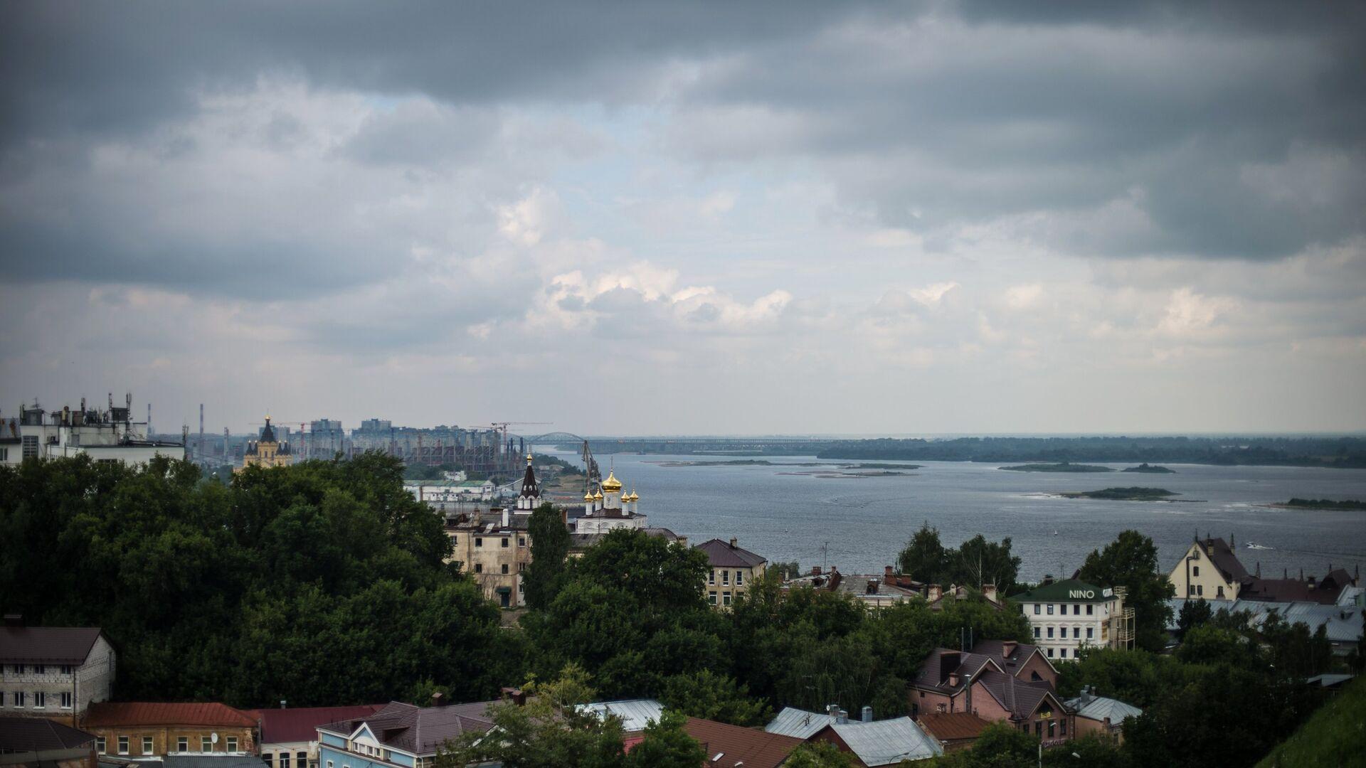 Нижний Новгород - РИА Новости, 1920, 24.09.2020