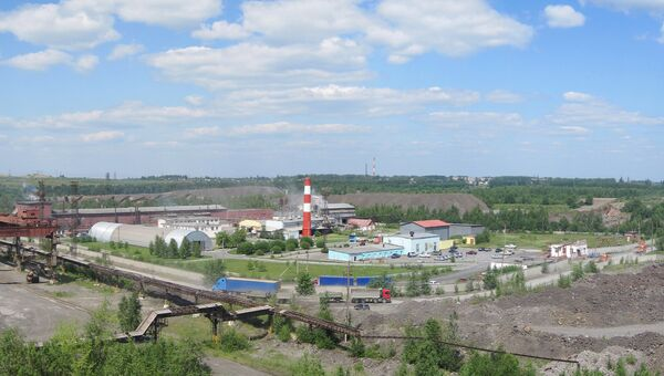 Нижнетагильский завод теплоизоляционных изделий. Архивное фото
