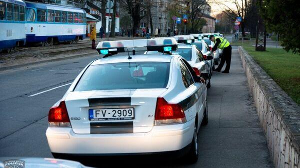 Латвийская полиция