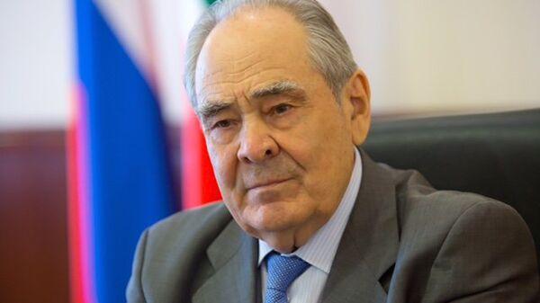 Госсоветник Татарстана Минтимер Шаймиев