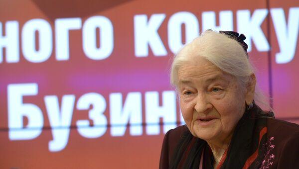 Мать журналиста Олеся Бузины Валентина Бузина. архивное фото
