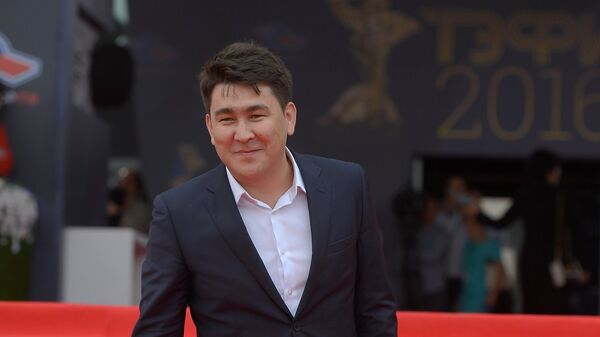 Актер Азамат Мусагалиев