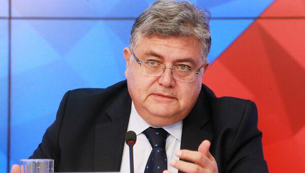 Чрезвычайный и Полномочный Посол Турции в Российской Федерации Хюсейин Дириоз. Архивное фото.