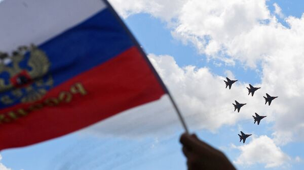 Многоцелевые истребители МиГ-29. Архивное фото