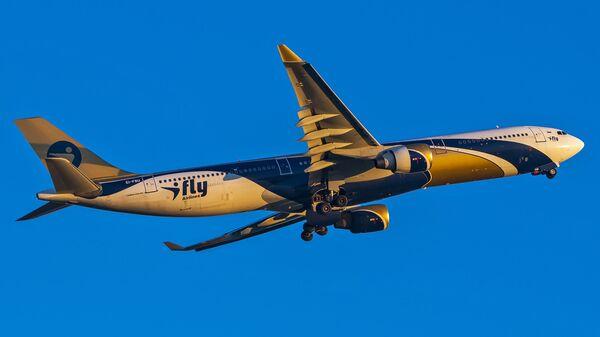 Самолет авиакомпании iFly
