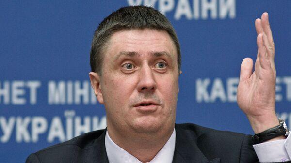 Вице-премьер-министр Украины Вячеслав Кириленко