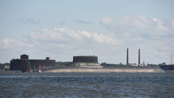 Подводная лодка Дмитрий Донской