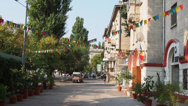 Улица Кишенева