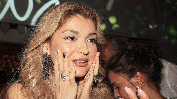 Дочь экс-президента Узбекистана Гульнара Каримова