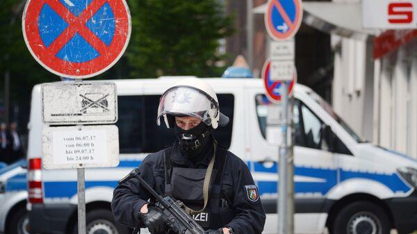 Полицейский в Германии