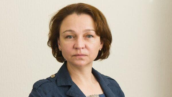 Начальник управления регулирования связи и информационных технологий ФАС Елена Заева