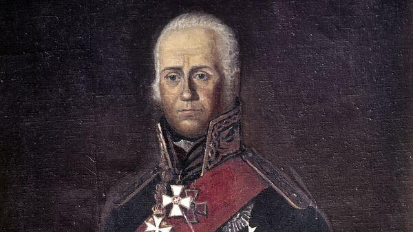Федор Федорович Ушаков, русский флотоводец, адмирал