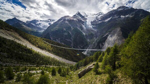 Швейцарский кантон Вале