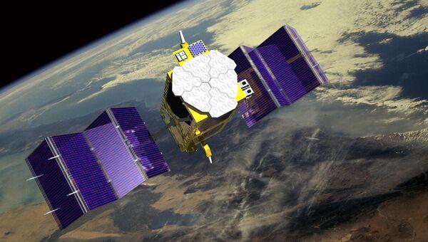 Космический аппарат, производства Airbus Defence and Space