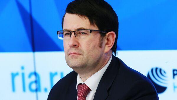 Генеральный директор Агентства по развитию человеческого капитала на Дальнем Востоке Валентин Тимаков