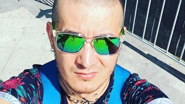 Журналист Новой газеты  Худоберди Нурматов. Архивное фото