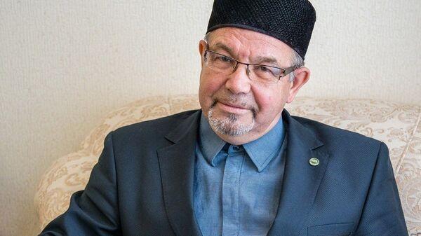 Ректор Болгарской исламской академии, заместитель главы Духовного управления мусульман Татарстана Рафик Мухаметшин