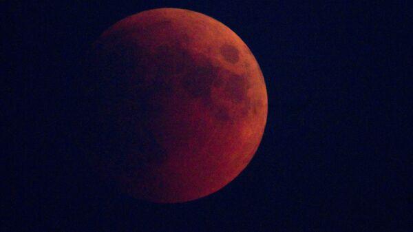 Фаза лунного затмения