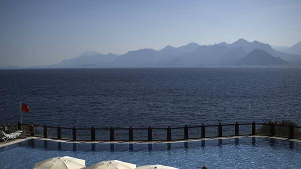 Турецкий курорт Анталья. Архивное фото