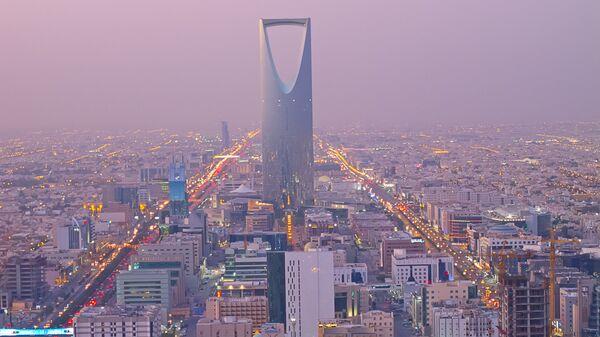 Королевская башня в столице Саудовской Аравии Эр-Рияде. Архивное фото