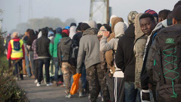 Беженцы. Архивное фото
