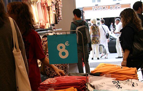 Почти треть австрийцев страдают шопоголией - опрос