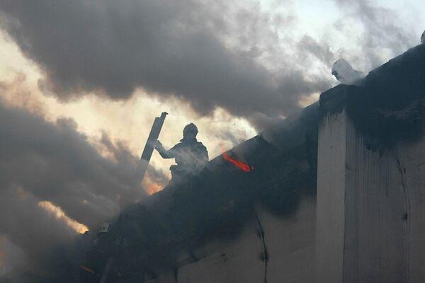 В московской многоэтажке прогремел взрыв