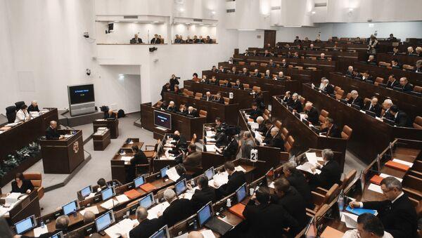 Очередное заседание Совета Федерации Федерального Собрания РФ. Архив