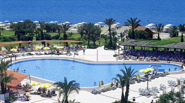 Курорт в Турции. Архивное фото