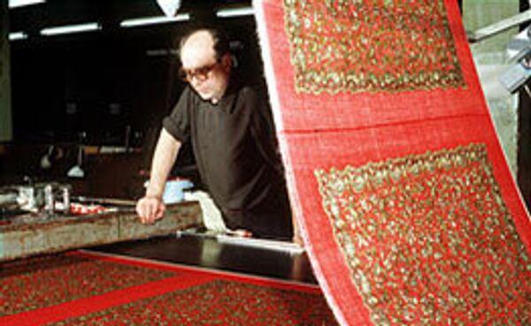 Развитие текстильной промышленности в России (Зал 3)