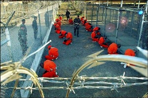 Тюрьма на базе Гуантанамо