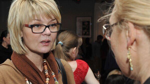 Юлия Меньшова. Архивное фото