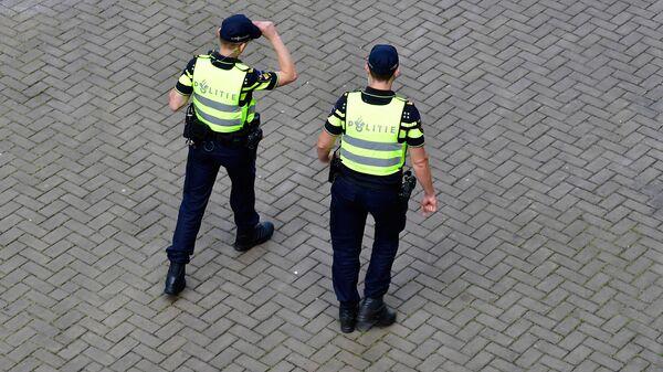 Полицейские в Нидерландах