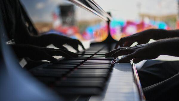 Фортепиано. Архивное фото