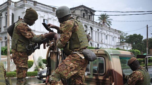 Малийские военные. Архивное фото