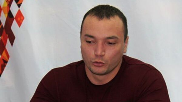 Чемпион мира по пауэрлифтингу Андрей Драчев