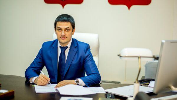 Министр курортов, туризма и олимпийского наследия Краснодарского края Христофор Константиниди