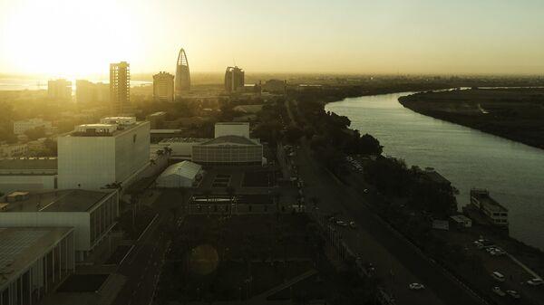 Столица Судана Хартум