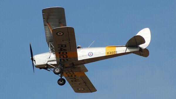 Легкомоторный самолет Tiger Moth
