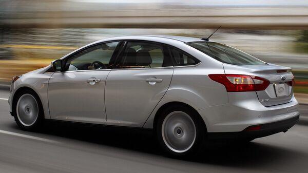 Автомобиль Ford Focus III