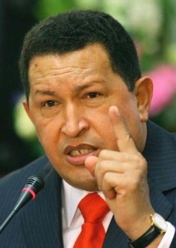 Уго Чавес. Архив