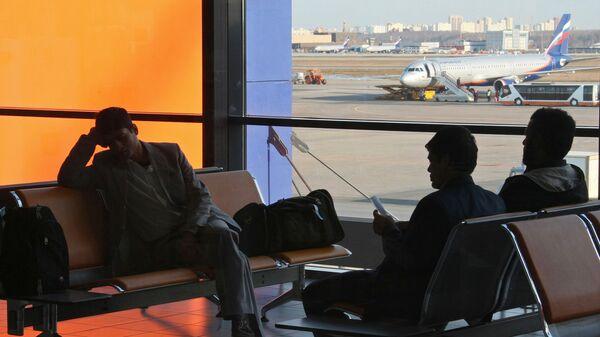 Пассажиры чартера Аэрофлота в Гоа повторно проходят регистрацию