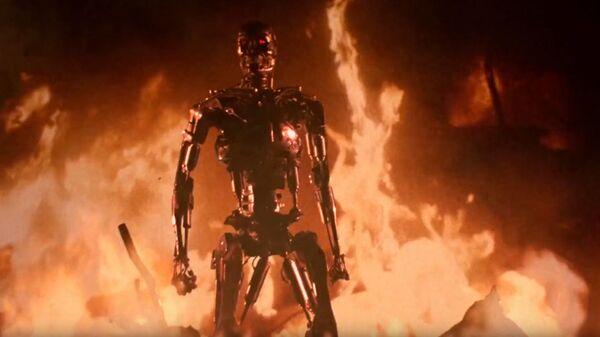 Кадр из фильма Терминатор(1984)