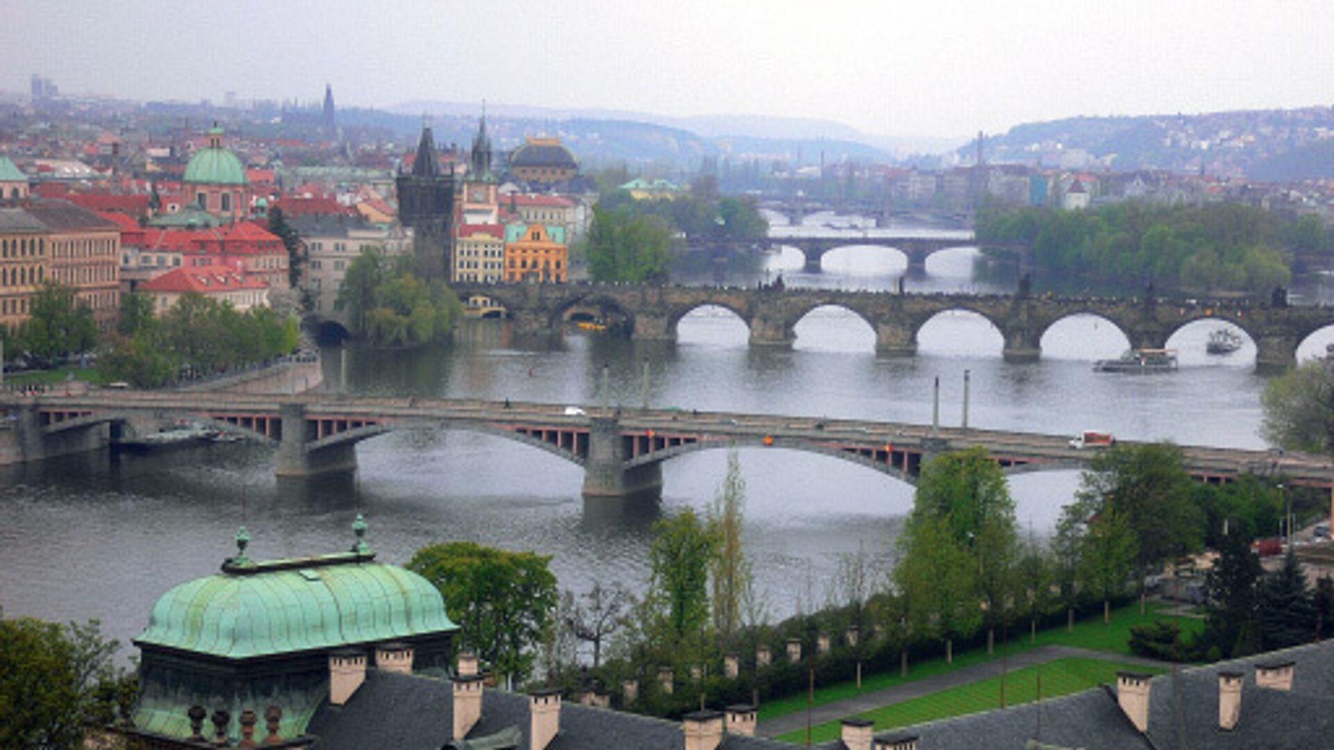 Прага - РИА Новости, 1920, 06.05.2021