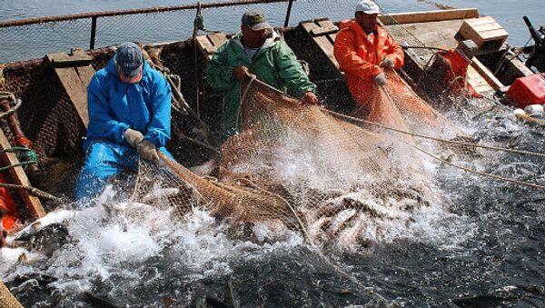 Рыболовство. Архив