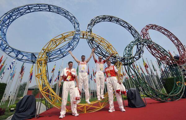 Олимпийские Игры в Пекине