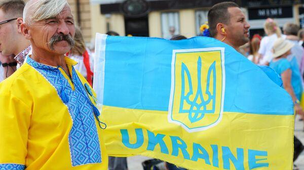 Празднование Дня Независимости в Киеве. 2014 год